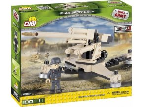 COBI 2367 SMALL ARMY Flak 36/37 88 mm