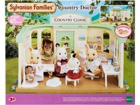 Sylvanian Families 5096 Venkovská klinika