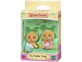Sylvanian Families 5261 Dvojčátka Pudlíků