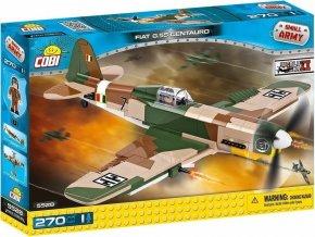 COBI 5528 SMALL ARMY - Fiat G.55 Centauro