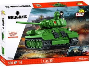 COBI 3005 World of Tanks T-34/85