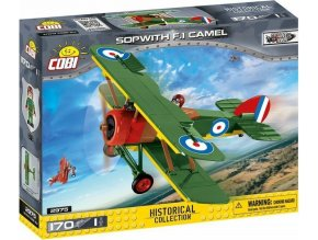 COBI 2975 Great War Sopwith F.1 Camel