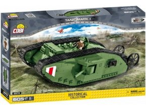 COBI 2972 Great War Tank Mark I