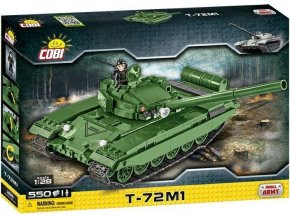 COBI 2615 SMALL ARMY - Tank T-72 M1