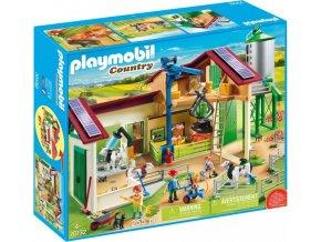 PLAYMOBIL® 70132 Farma se silem