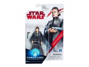 Star Wars epizoda 8 Force Link figurka General Leia Organa