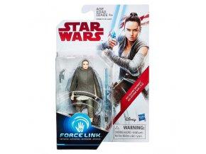 Star Wars Force Link epizoda 8 figurka Rey