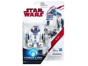 Star Wars Force Link epizoda 8 figurka R2 D2