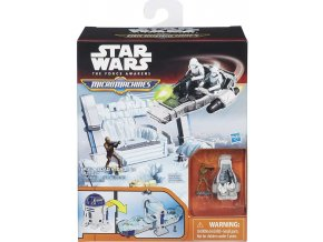 Star Wars The force awakens Micromachines R2 D2