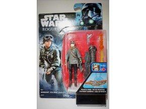 Star Wars The Force Awakens Sergeant Jyn Erso eadu
