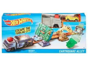 Hot Wheels unik pred zemetresenim