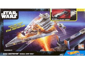 Hot Wheels Star Wars Carship Star Destroyer lod