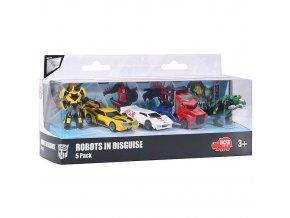 Transformers Robots in Disguise 5ks Bumblebee