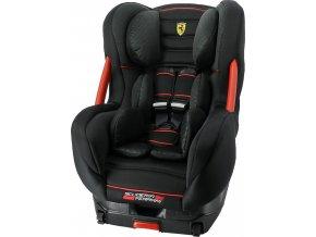 Autosedačka Nania Eris Isofix Ferrari Scuderia black
