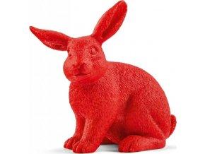 Schleich 72139 Červený králík, Limitovaná edice!