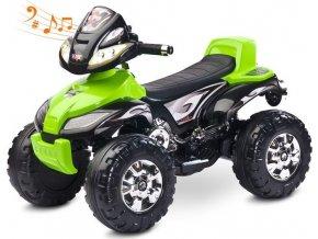 Elektrická čtyřkolka Toyz Cuatro green