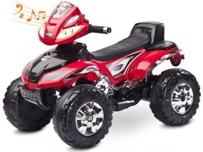 Elektrická čtyřkolka Toyz Cuatro red