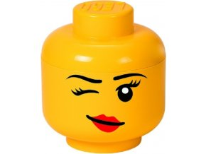 LEGO Box hlava Whinky (holka) velikost S