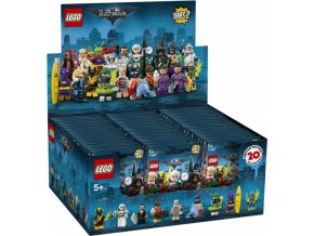 LEGO 71020 BATMAN 2 Originál Box 60 minifigurek