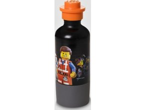 LEGO Láhev na pití Movie černá