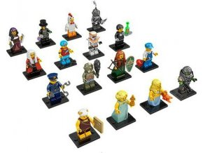LEGO 71000 Kolekce 16 minifigurek série 9
