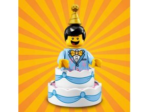 LEGO 71021 minifigurka Kostým Dort