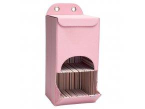 JJ Cole Zásobník plen - Pink Stripe