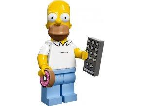 LEGO Minifigurky Simpsons 71005 Homer Simpson
