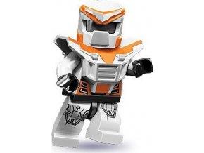 LEGO 71000 Minifigurka Bojový robot