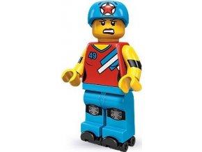 LEGO 71000 Minifigurka Inlineistka
