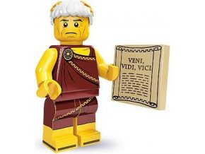 LEGO 71000 Minifigurka César