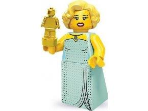 LEGO 71000 Minifigurka Hollywood Star