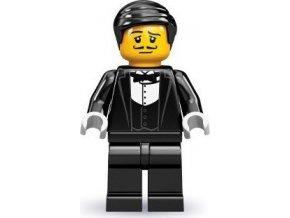 LEGO 71000 Minifigurka Číšník