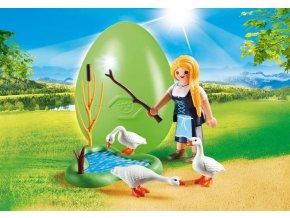 PLAYMOBIL® 70083 Pasačka hus, vajíčko
