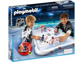 PLAYMOBIL 5068 NHL hokejová arena