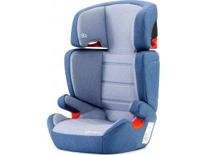 Kinderkraft Autosedačka Junior Fix Isofix Navy 15-36kg Kinderkraft 2019