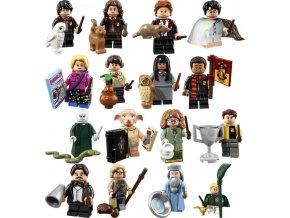 LEGO 71022 ucelená kolekce 16 minifigurek Harry Potter