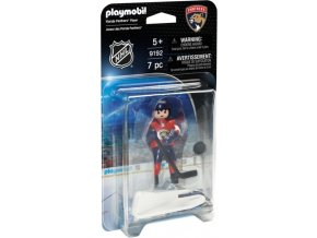 Playmobil 9192 NHL Hokejista Florida Panthers