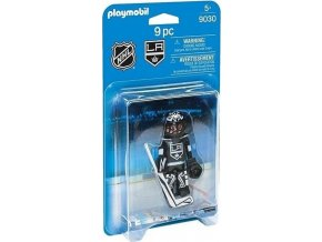 Playmobil 9030 NHL Brankář Los Angeles Kings