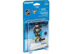 Playmobil 9029 NHL Hokejista Pittsburgh Penguins