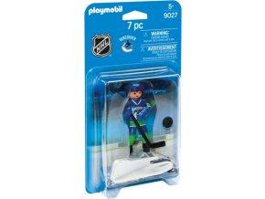 PLAYMOBIL® 9027 NHL Hokejista Vancouver Canucks