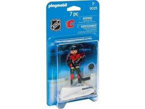 Playmobil 9025 NHL Hokejista Calgary Flames