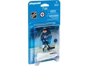 PLAYMOBIL® 9021 NHL Hokejista Winnipeg Jets