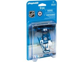 PLAYMOBIL® 9020 NHL Brankář Winnipeg Jets
