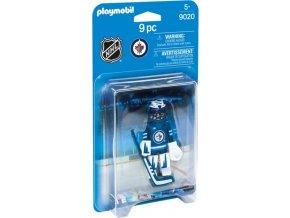 PLAYMOBIL® 9020 NHL Brankář Winnipeg Jets