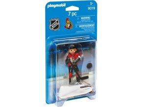 PLAYMOBIL® 9019 NHL Hokejista Ottawa Senators