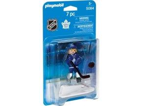 Playmobil 5084 NHL Hokejista Toronto Maple Leafs