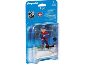 PLAYMOBIL® 5079 NHL Hokejista Montreal Canadiens