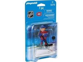 PLAYMOBIL® 5079 NHL Hokejista Montreal Canadiens