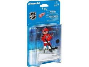 PLAYMOBIL® 5077 NHL Hokejista Detroit Red Wings